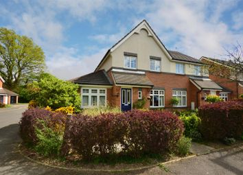 Thumbnail 4 bed property for sale in Cloverfields, Horley