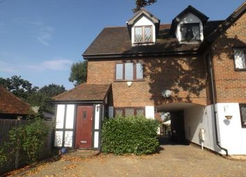 Thumbnail 3 bed semi-detached house for sale in High Road, Chigwell
