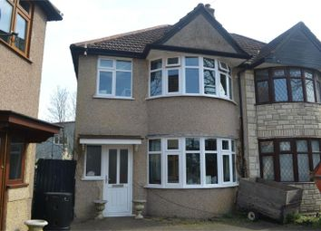 Thumbnail 3 bed semi-detached house for sale in Crawford Close, Isleworth