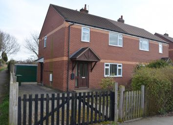 Thumbnail 3 bed property for sale in Abbey Drive, Ashby De La Zouch