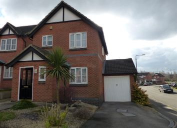 Thumbnail 3 bed detached house for sale in Outram Drive, Swadlincote