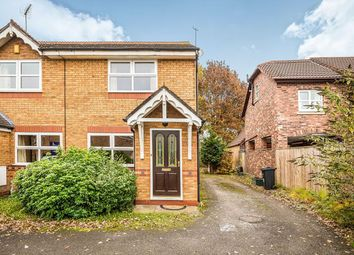 Thumbnail 2 bed semi-detached house to rent in Ashwood Court Hoole Lane, Chester