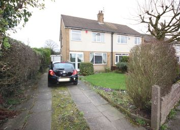 Thumbnail 3 bed semi-detached house for sale in Sands Road, Harriseahead, Stoke-On-Trent