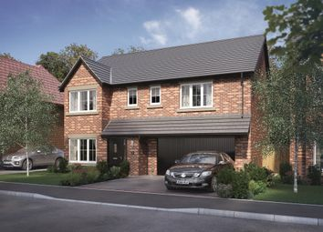 Thumbnail 5 bed detached house for sale in Cildes Croft, Kilsby, Rugby