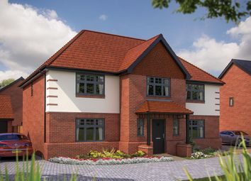 "Thumbnail 5 bed detached house for sale in ""The Truro"" at Limousin Avenue, Whitehouse, Milton Keynes"