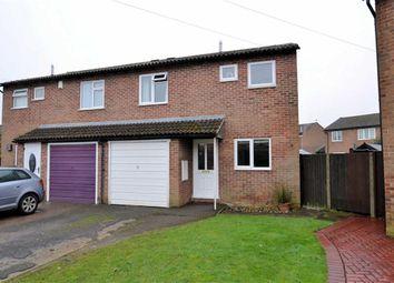 Thumbnail 3 bed semi-detached house for sale in Walton Way, Newbury, Berkshire