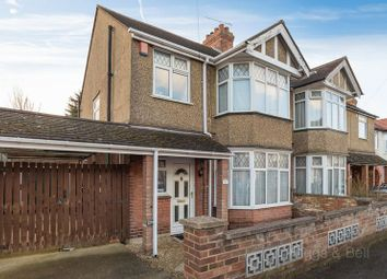 Thumbnail 3 bedroom semi-detached house for sale in Norfolk Road, Luton