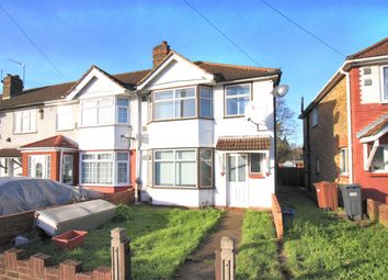 Thumbnail 3 bed end terrace house to rent in Mornington Crescent, Cranford