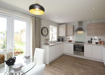 "Thumbnail 3 bed terraced house for sale in ""Archford"" at Black Firs Lane, Somerford, Congleton"