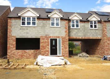 Thumbnail 4 bedroom link-detached house for sale in Dartford Road, March