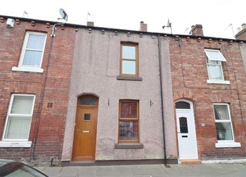 Thumbnail 2 bedroom terraced house for sale in Morton Street, Caldewgate, Carlisle