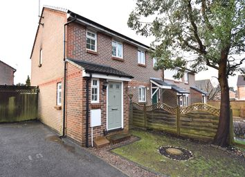 Thumbnail 2 bed semi-detached house to rent in Heyshott Gardens, Clanfield, Waterlooville