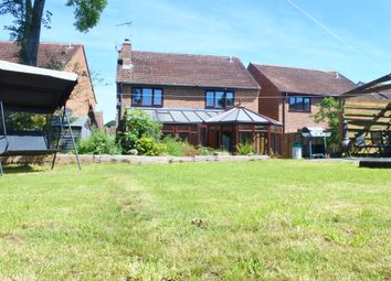Thumbnail 5 bed detached house for sale in Stainers Mead, Motcombe, Shaftesbury