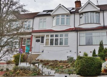 Thumbnail 4 bed terraced house for sale in Patterson Road, Crystal Palace