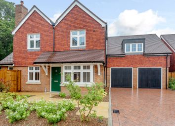 Thumbnail 5 bed detached house for sale in Compton Place, Southwater, Horsham, West Sussex