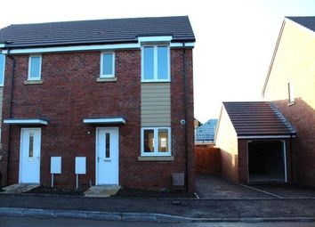 Thumbnail 2 bed property to rent in Proctor Drive, Haywood Village, Weston-Super-Mare