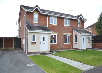 Thumbnail 3 bed semi-detached house for sale in Hurricane Grove, Tunstall, Stoke-On-Trent