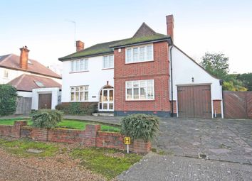 Thumbnail 3 bed detached house for sale in East End Way, Pinner