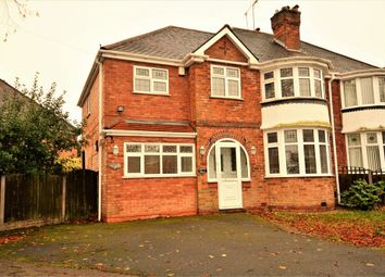 Thumbnail 5 bedroom semi-detached house to rent in Nayland Croft, Hall Green, Birmingham