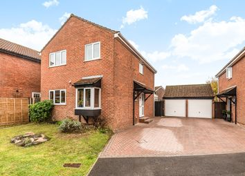 Augustus Drive, Roman Park, Basingstoke RG23. 4 bed detached house for sale