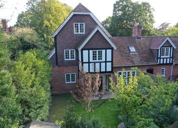 The Green, Benenden, Cranbrook, Kent TN17. 3 bed terraced house