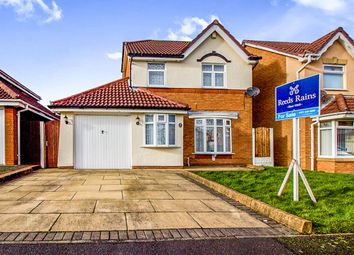 Thumbnail 3 bed detached house for sale in Ashwater Road, West Derby, Liverpool