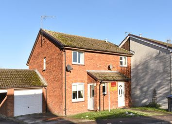 Thumbnail 2 bedroom end terrace house for sale in Bracken Close, Carterton