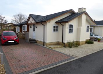 Thumbnail 2 bed mobile/park home for sale in Three Counties Park, Upper Pendock, Nr Malvern, Worcestershire