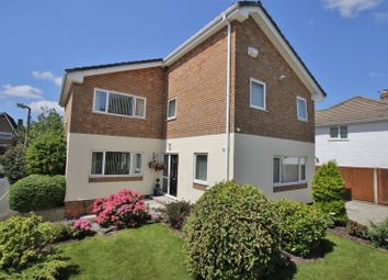 4 bed detached house for sale in Millwood, Higher Bebington, Wirral CH63