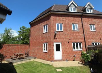 Thumbnail 4 bed semi-detached house for sale in Horace Close, New Cardington