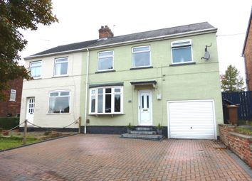 Thumbnail 5 bed semi-detached house for sale in Messingham Road, Bottesford, Scunthorpe