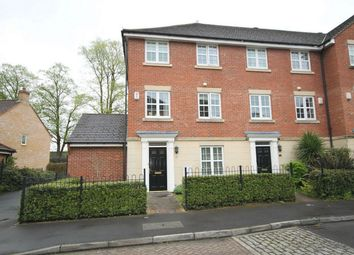 Thumbnail 4 bed end terrace house for sale in Old College Road, Newbury