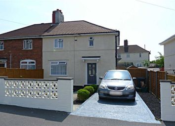 Thumbnail 3 bed semi-detached house for sale in Somerdale Avenue, Knowle, Bristol