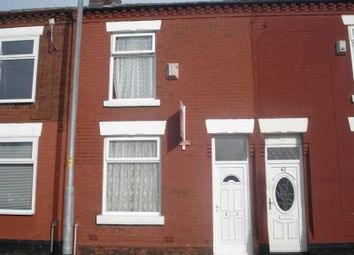 Thumbnail 2 bed terraced house to rent in Colliery Street, Openshaw, Manchester