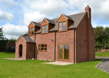 Thumbnail 3 bed detached house to rent in Sutton Bank, Sutton, Newport