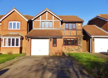 Thumbnail 4 bed detached house for sale in Dunbar Drive, Hailsham