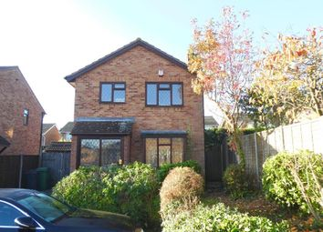 Thumbnail 3 bed detached house to rent in Cranleigh Gardens, Allington, Maidstone, Kent