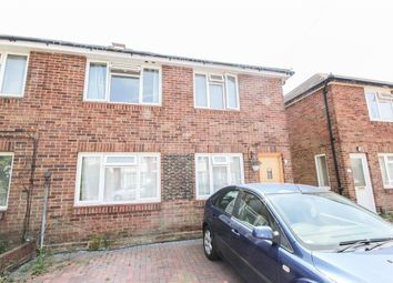 Thumbnail 3 bed maisonette to rent in Whithedwood Avenue, Shirley, Southampton