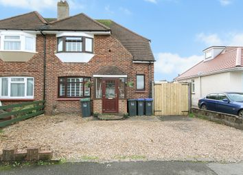 Thumbnail 4 bed semi-detached house for sale in Cokeham Road, Sompting