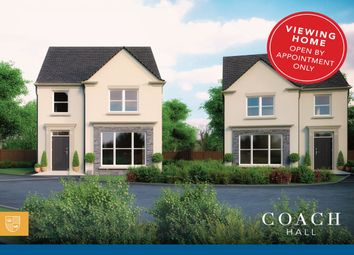 Thumbnail 4 bed detached house for sale in Coach Hall, Lylehill Road East, Templepatrick, Ballyclare