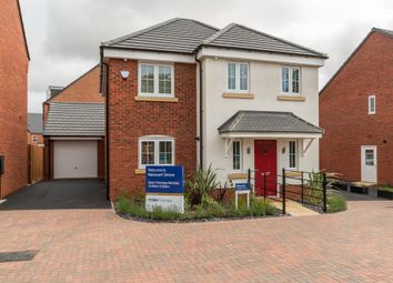 """Thumbnail 3 bed detached house for sale in """"Pebworth"""" at Spire View, Bottesford, Nottingham"""