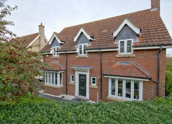 Thumbnail 4 bed detached house for sale in Clare Drive, Highfields Caldecote, Cambridge