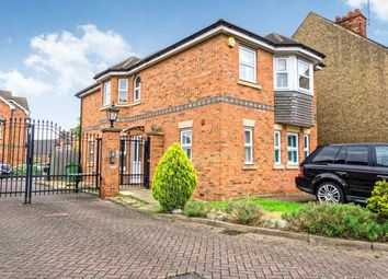 Thumbnail 3 bed detached house for sale in Gilbert Mews, Leighton Buzzard, Bedford, Bedfordshire