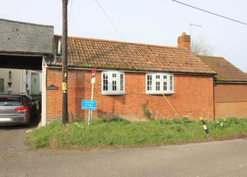 Thumbnail 2 bed detached bungalow for sale in School Lane, Bishops Sutton, Alresford