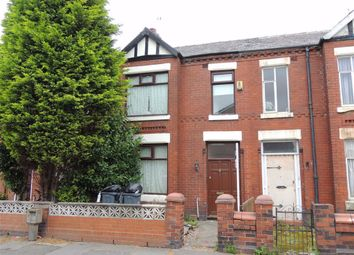 Thumbnail 3 bed terraced house for sale in Constable Street, Abbey Hey, Manchester