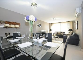 Thumbnail 3 bed flat to rent in Boydell Court, Swiss Cottage, London
