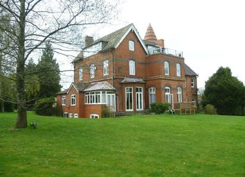 Thumbnail 3 bed flat for sale in Leddington Court, Ross Road, Ledbury