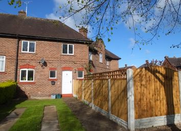 Thumbnail 4 bed end terrace house for sale in Cliveden Road, Chester