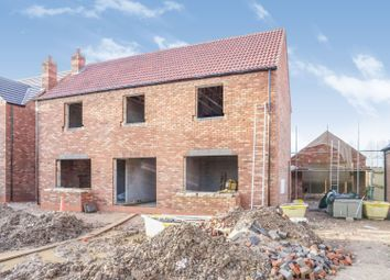Thumbnail 4 bed detached house for sale in Cheapside, Waltham, Grimsby