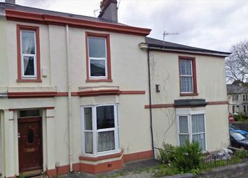 Thumbnail 6 bedroom terraced house for sale in Alexandra Road, Mutley, Plymouth